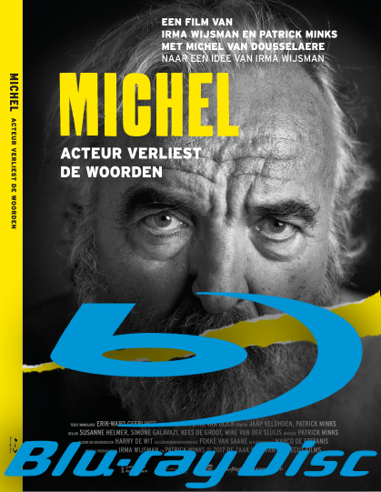 blu-ray disc michel de film